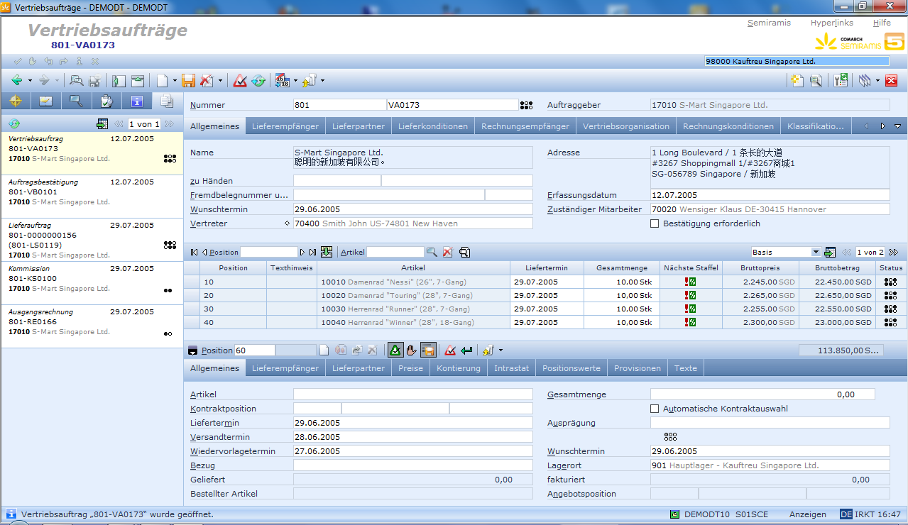 It Auswahl De Comarch Erp Enterprise